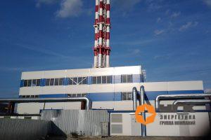Мини-ТЭЦ на твёрдом топливе